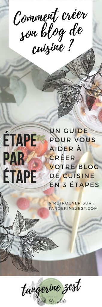 Creer Un Blog De Cuisine Sur WordPress C Est Facile Et Rapide
