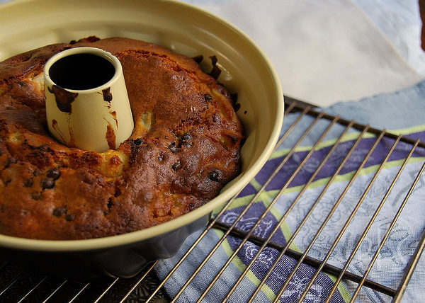 Gâteau poire chocolat