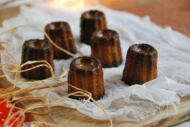 Mini Cannelés bordelais