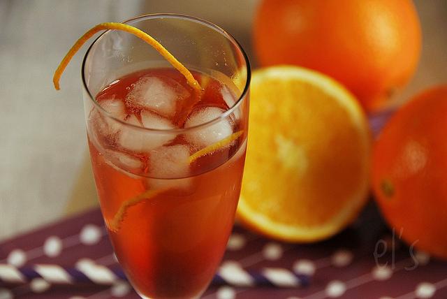 recette cocktail Negroni sbagliato