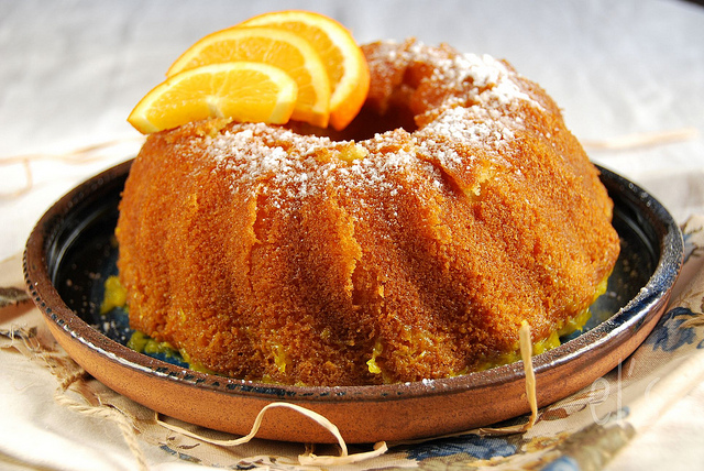 Gâteau moelleux à l