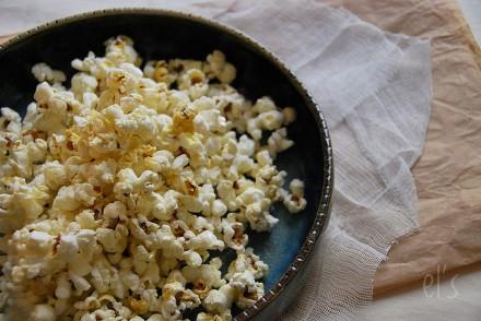 Popcorn au sirop d