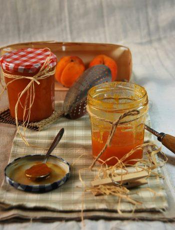 Confiture d'abricot maison