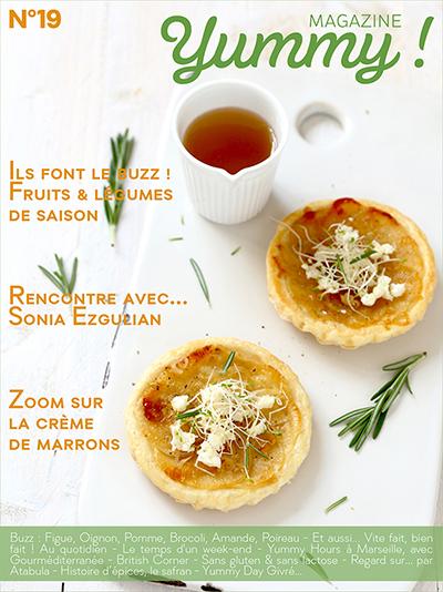 Yummy magazine n°19