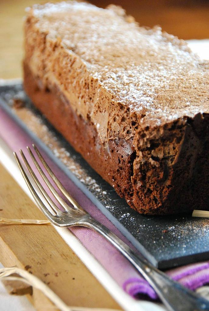 Gâteau Danniversaire Au Chocolat Recette Tangerine Zest