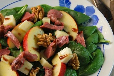 Salade composée d