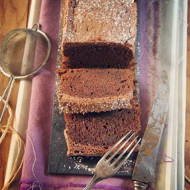 {NEW POST} Gâteau d'anniversaire au chocolat !!