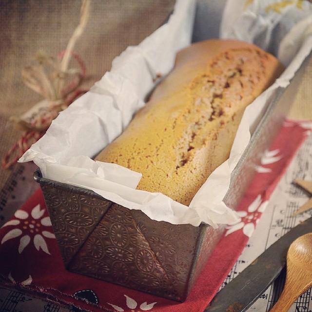 Un bon pain d'épices sur le blog, petit exercice du week-end...