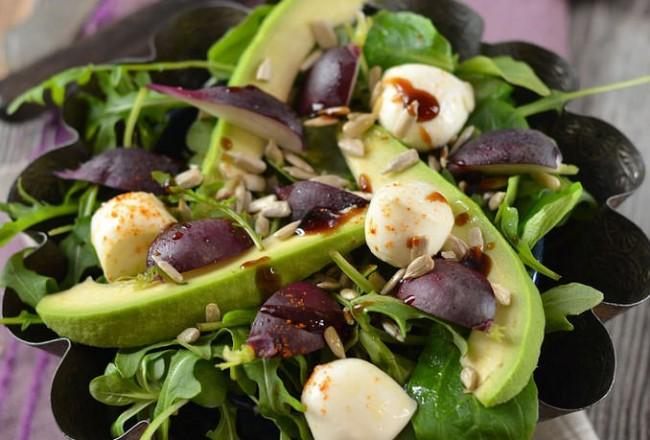 Salade d - Creer un blog de cuisine ...