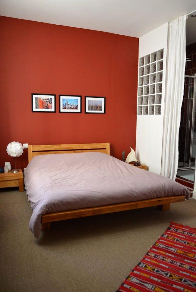 visite de mon appartement blogueuse culinaire maison. Black Bedroom Furniture Sets. Home Design Ideas