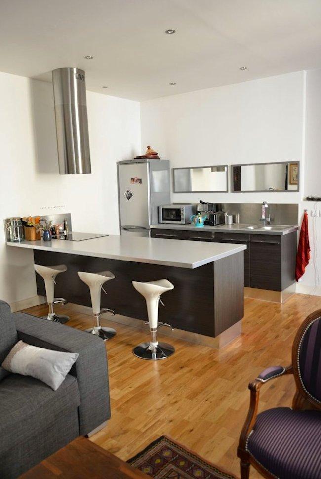 Visite de mon appartement de blogueuse culinaire