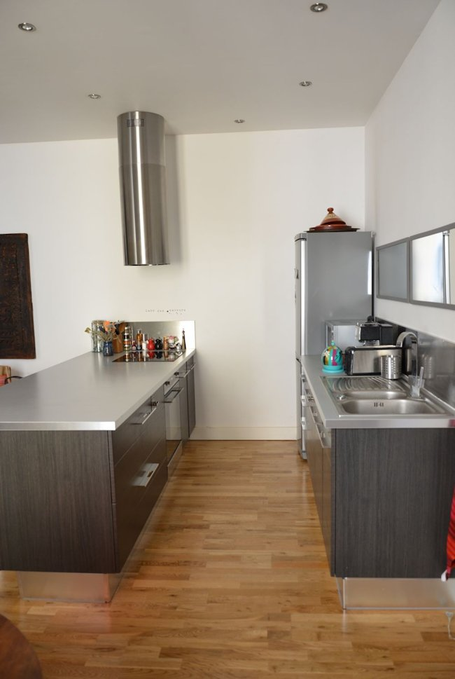 Visite de l'appartement d'une blogueuse culinaire