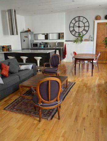 Visite de mon appartement {blogueuse culinaire}