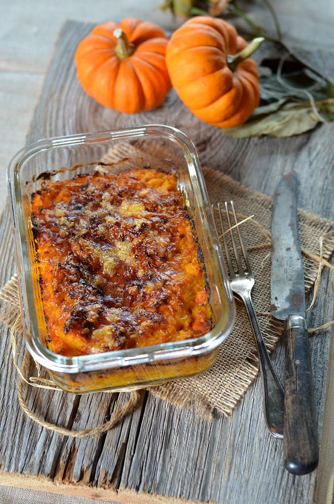 Gratin de potimarron recette maison blog de cuisine - Cuisiner un potimarron ...