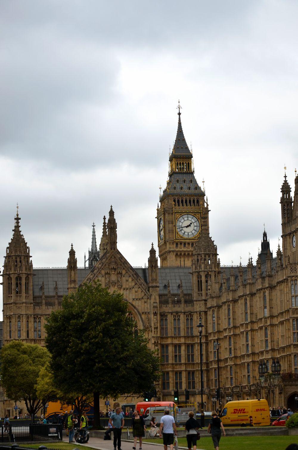 Voyage à Londres, en famille