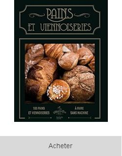 Pains et viennoiseries: 100 pains et viennoiseries à faire sans machine