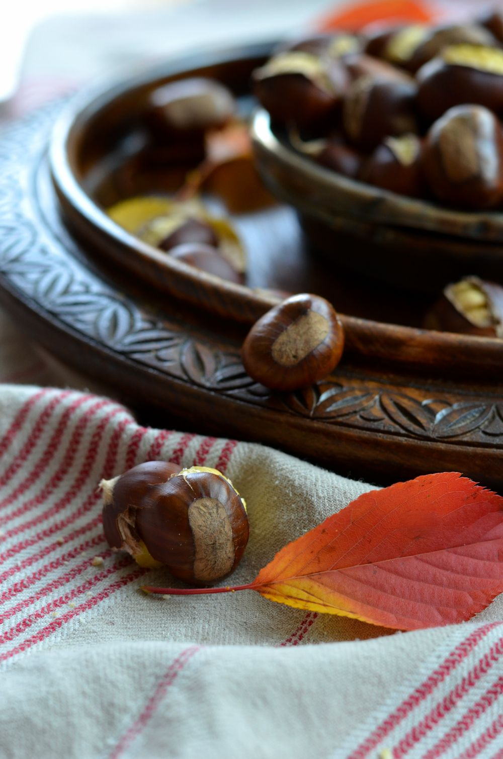 recette marrons chauds