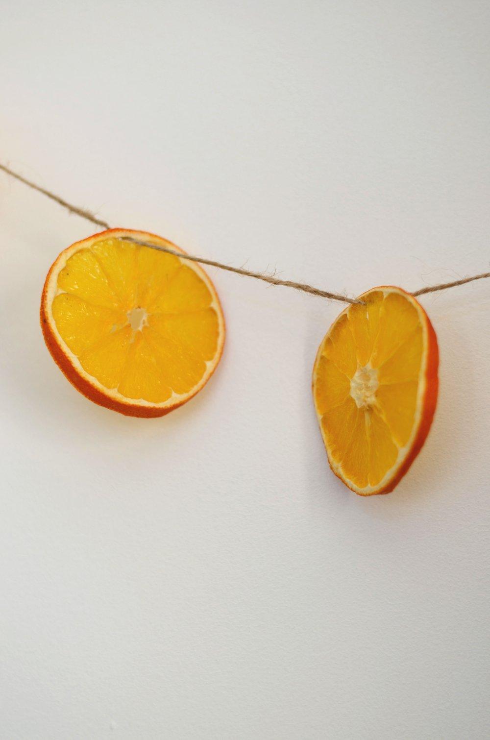 Déco de Noël Oranges sèches