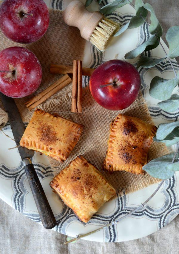 Chaussons pomme et mangue
