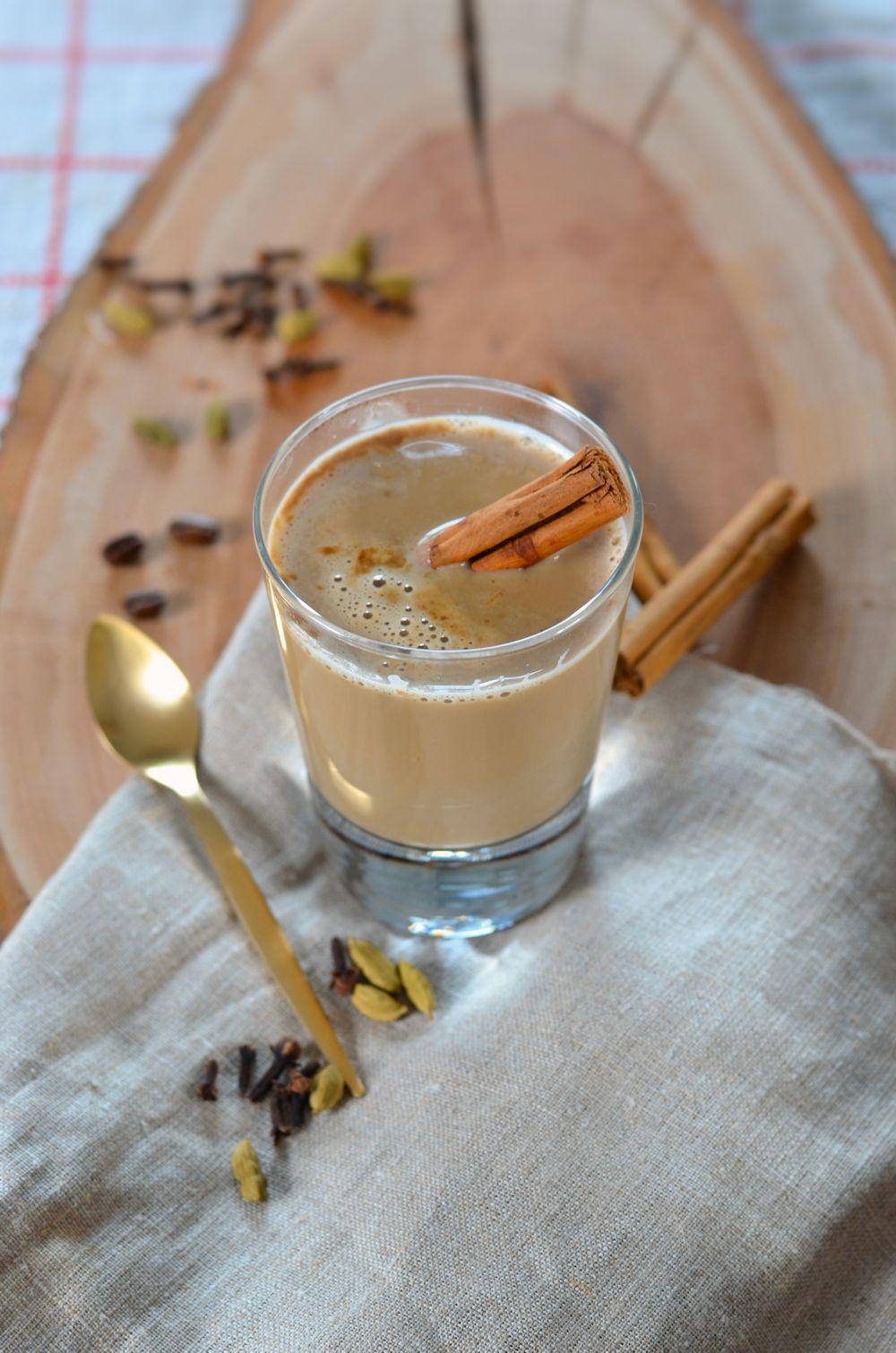 Café latte chaï