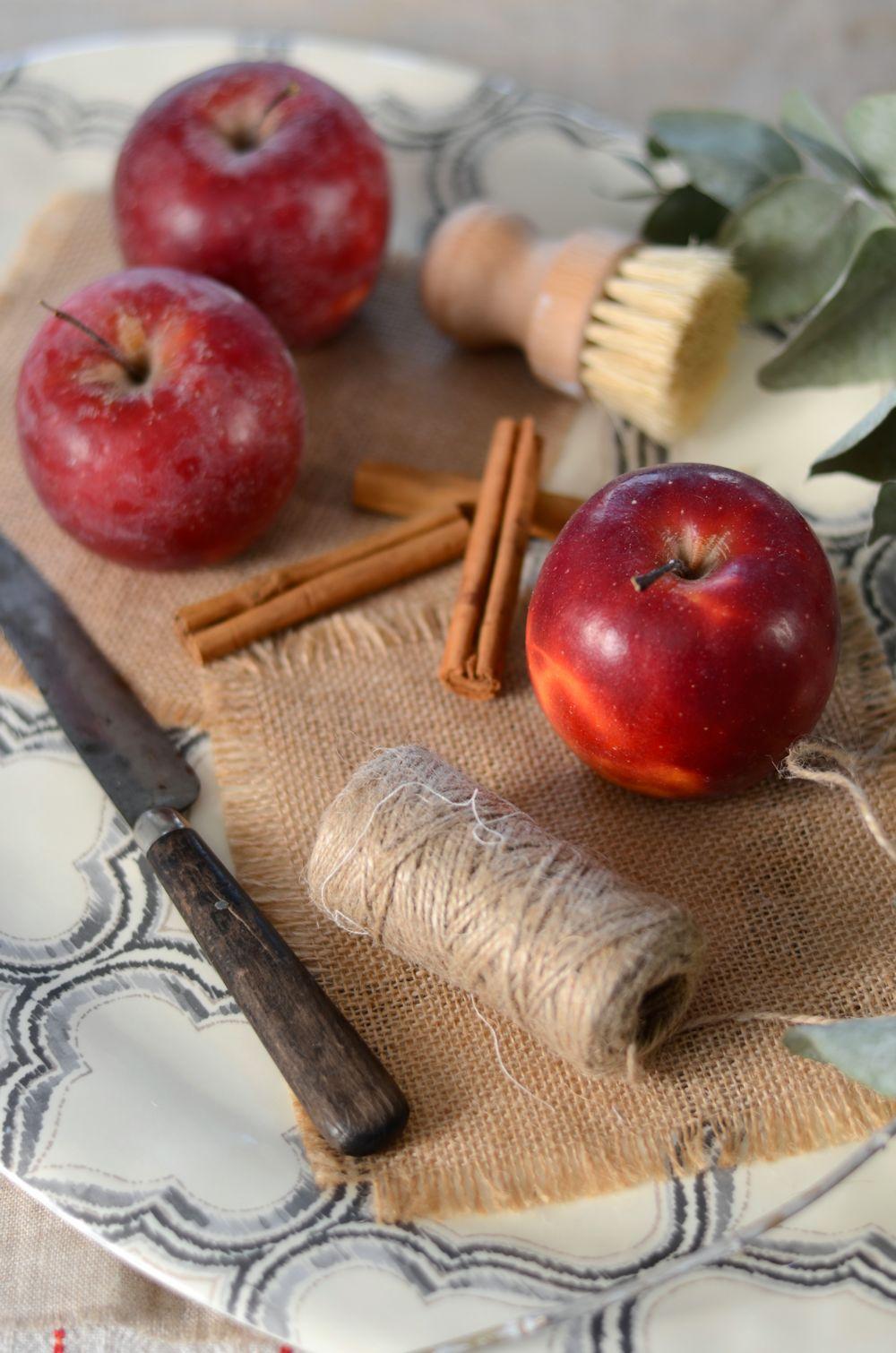 chaussons aux pommes et mangues