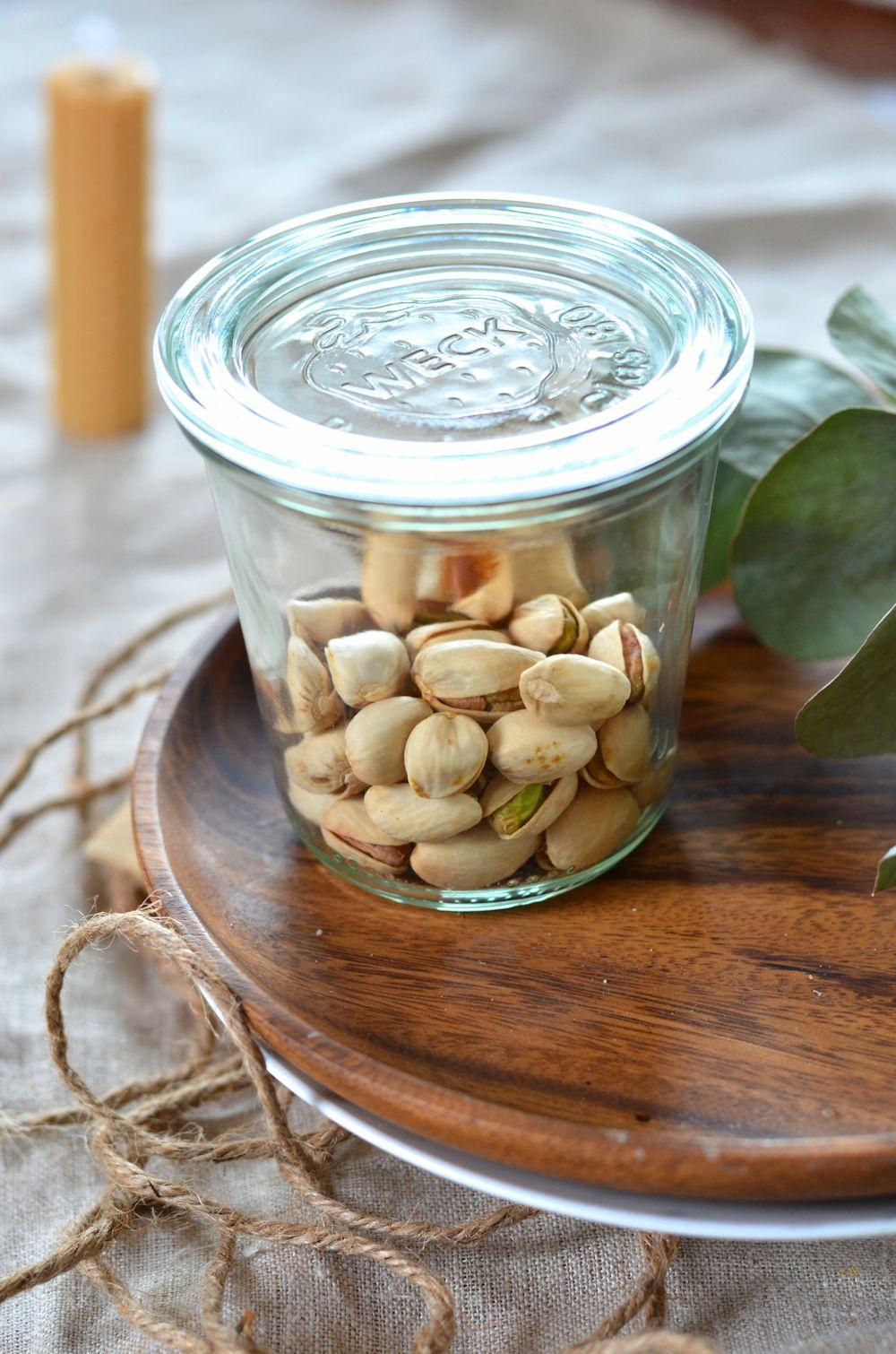 Collation aux dattes et pistaches