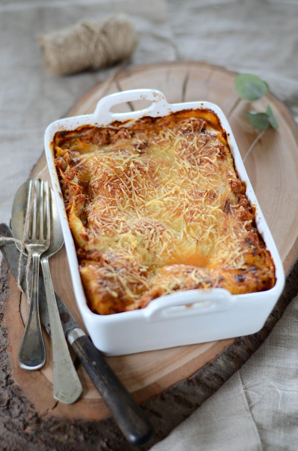 lasagnes maison la bolognaise blogs de cuisine. Black Bedroom Furniture Sets. Home Design Ideas