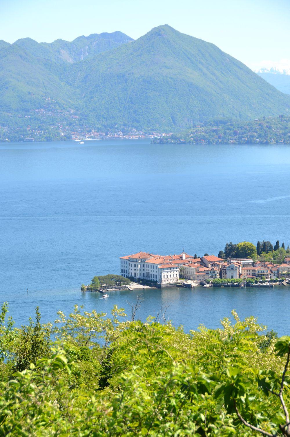 Vacances au Lac Majeur en Italie