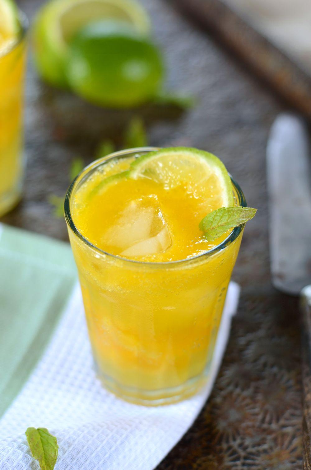 cocktail smoothie sans alcool