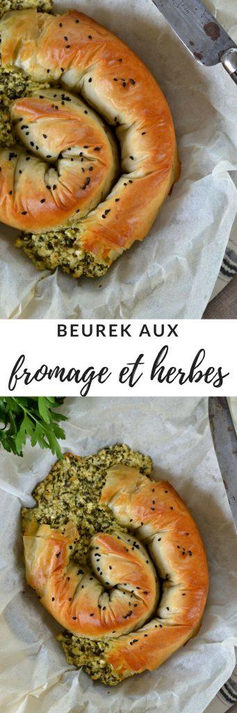 beurek fromage feta herbes