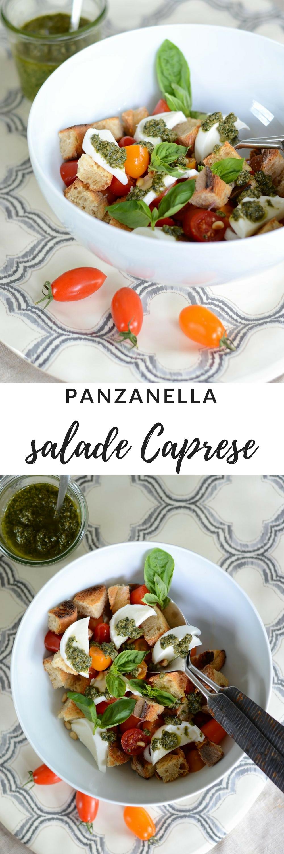 panzannella salade caprese