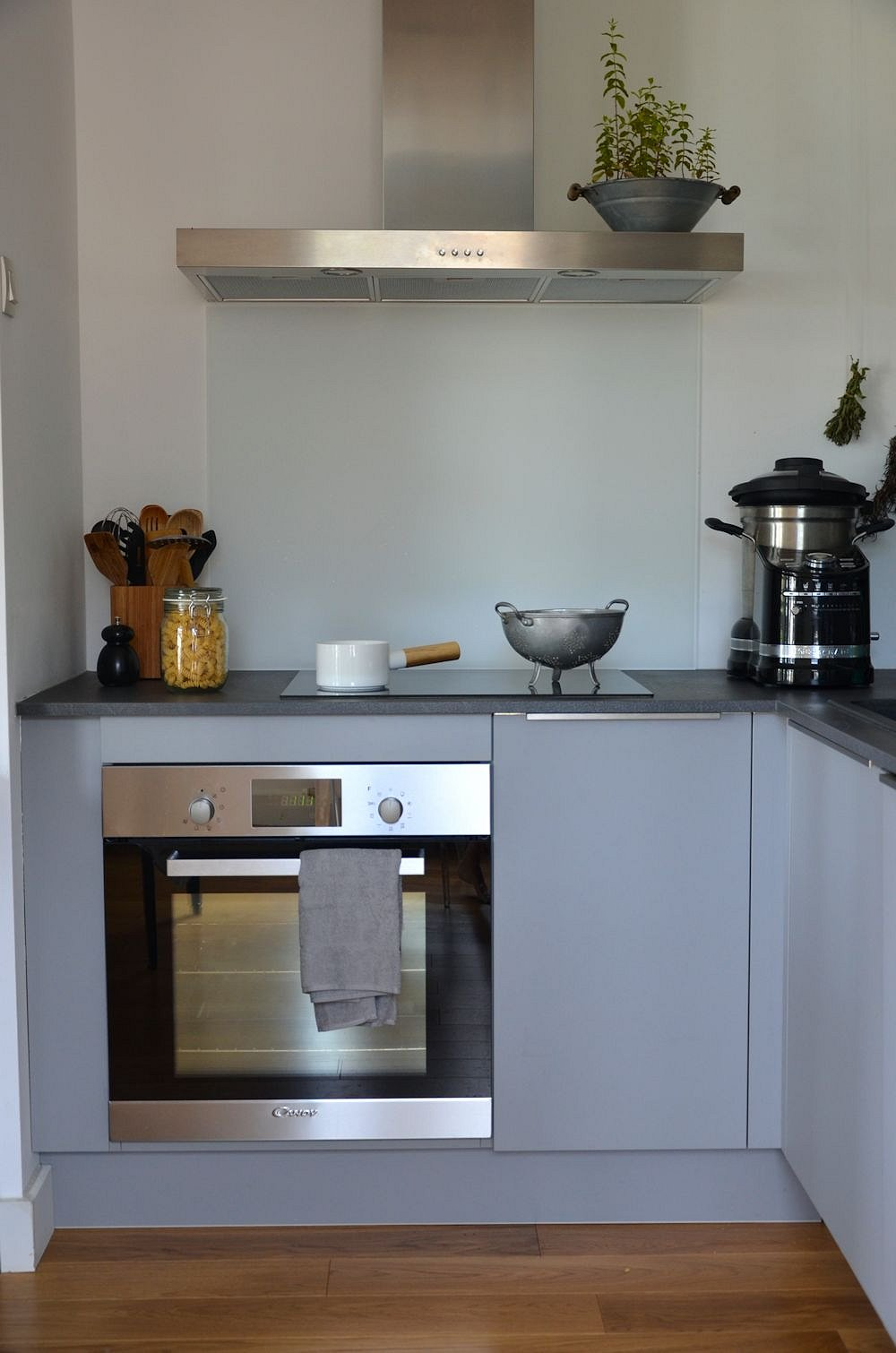 Bienvenue dans ma nouvelle cuisine après rénovation