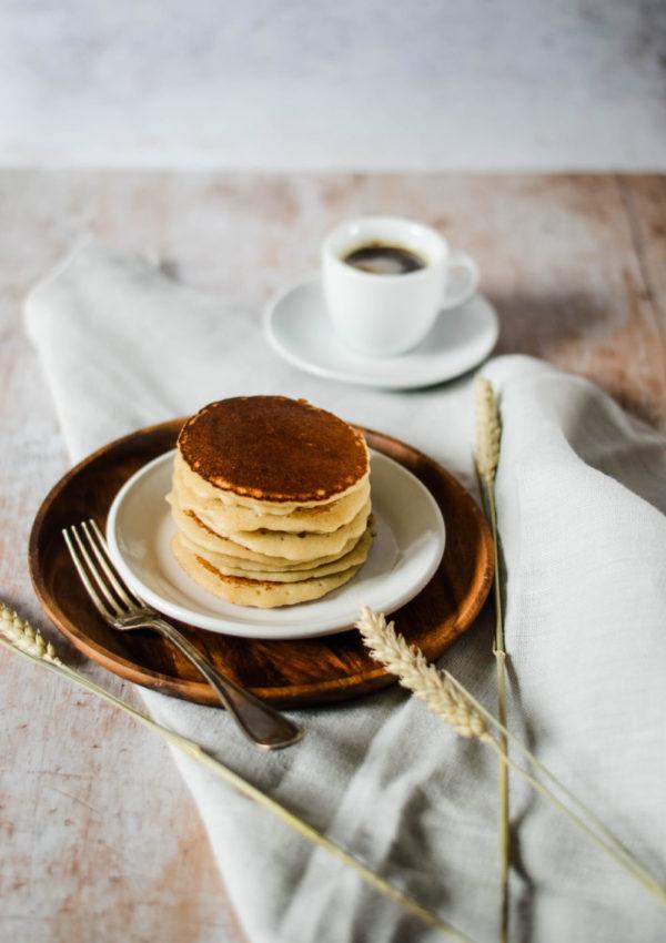 Pancakes maison {recette facile et inratable}