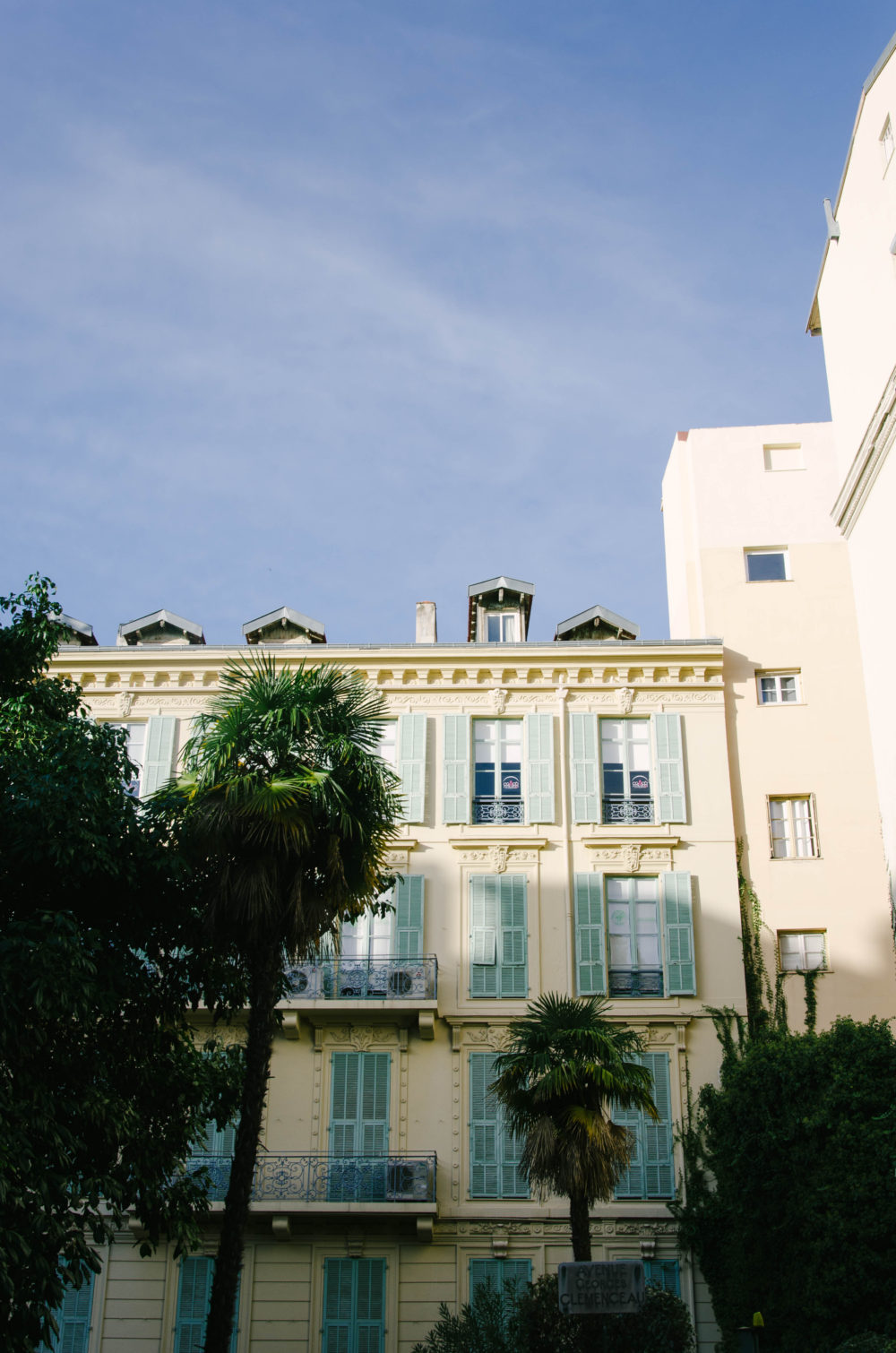 Week-end d'hiver à Nice