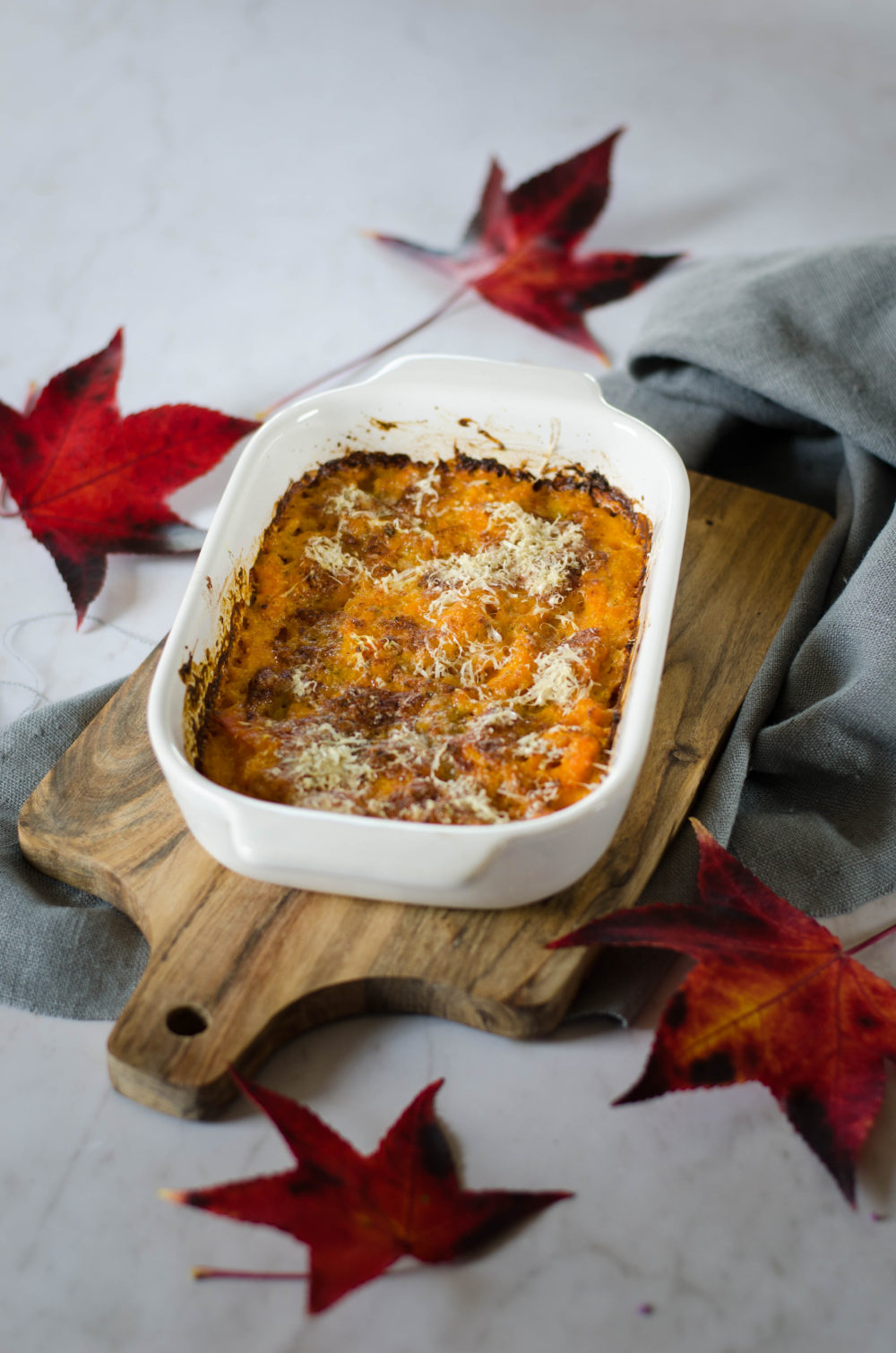 Extraordinaire Puree De Potimarron Facon Grand Mere gratin de potimarron