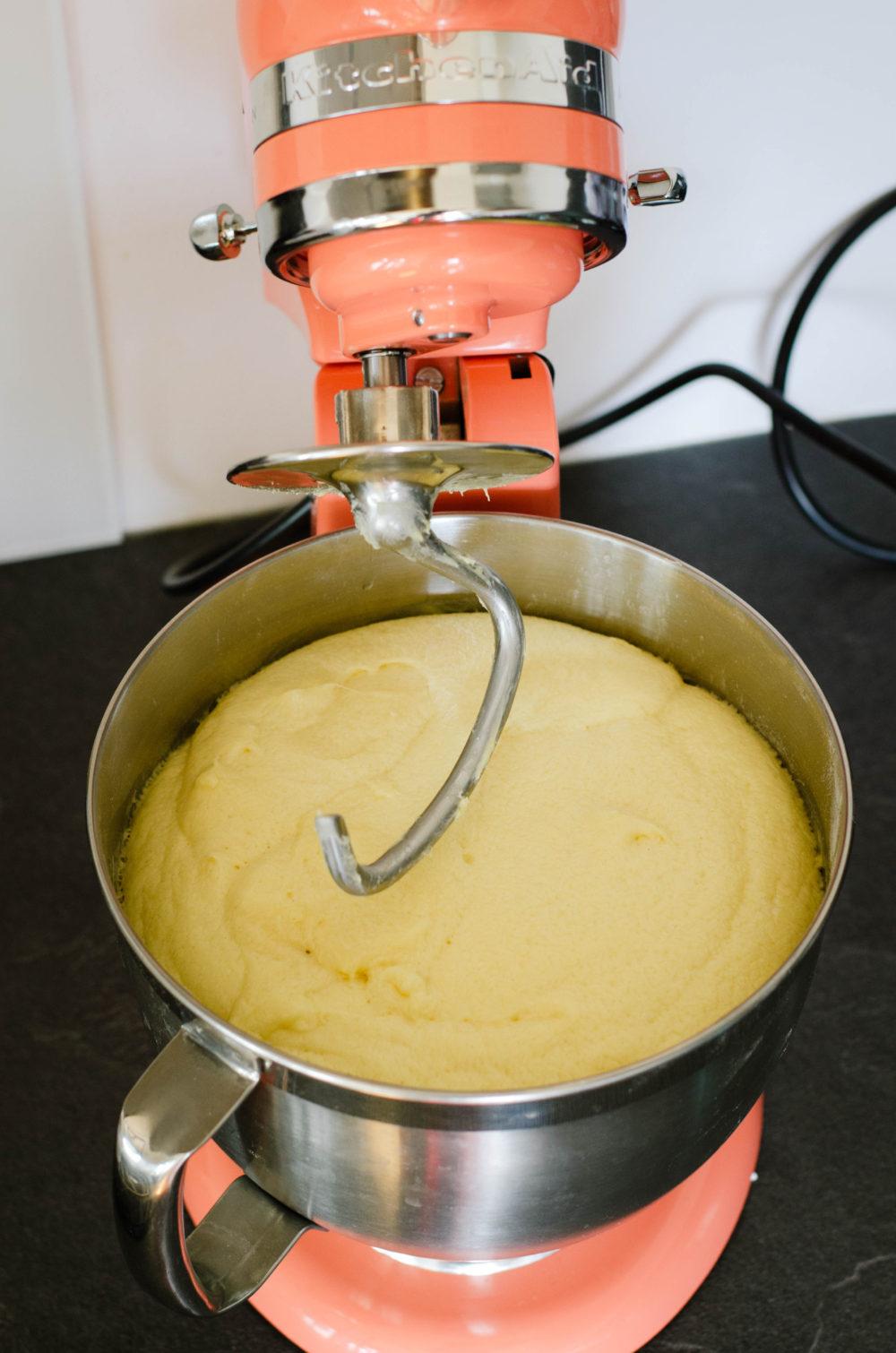 Brioche maison au beurre