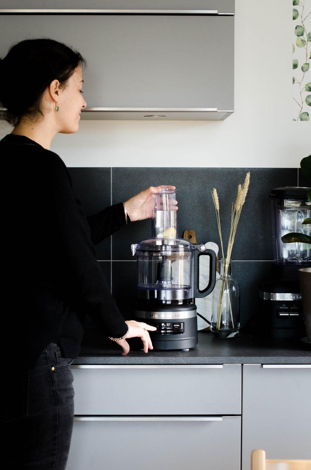 robot kitchenaid gratin dauphinois