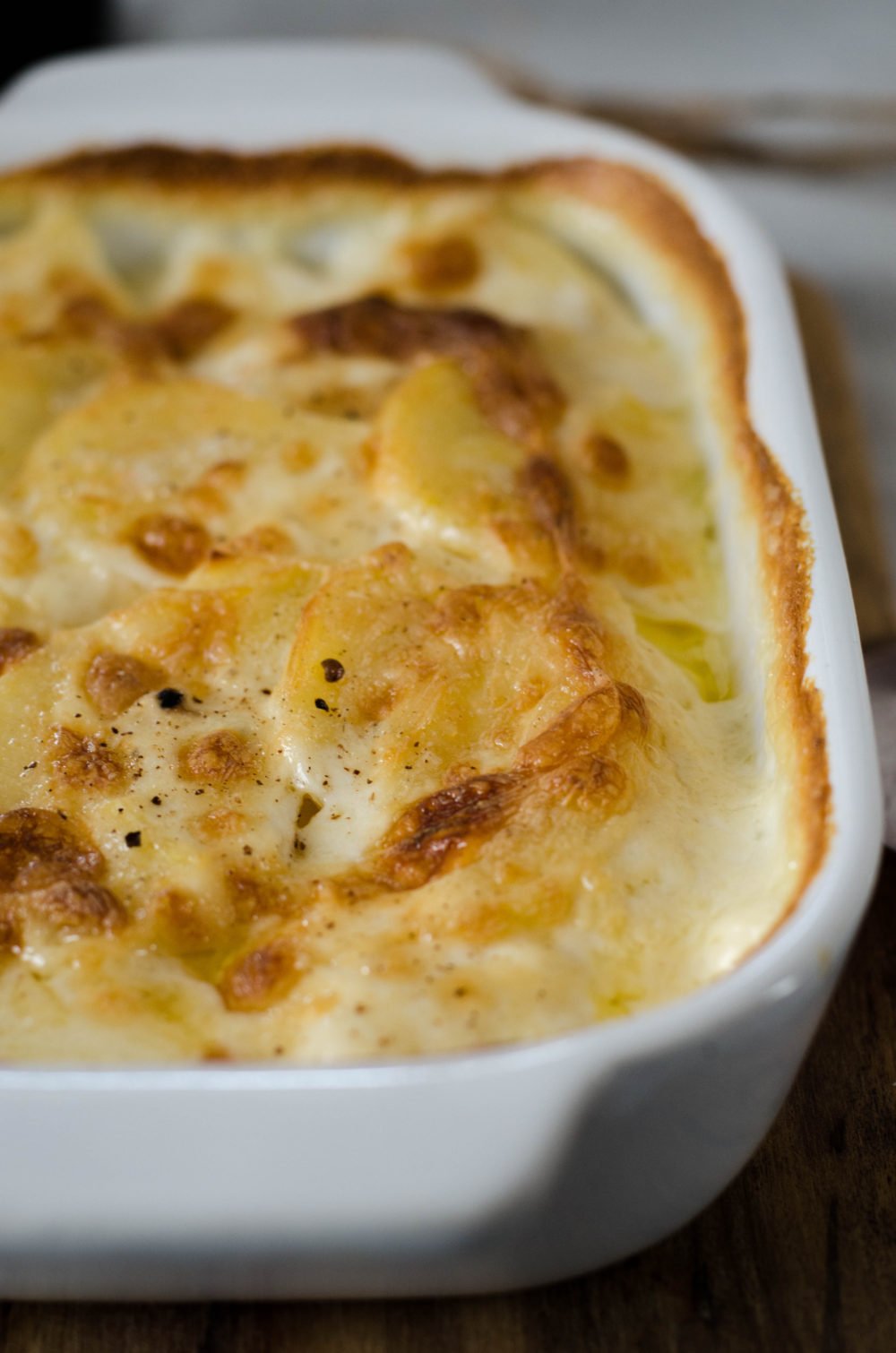 gratin patates maison vraie recette
