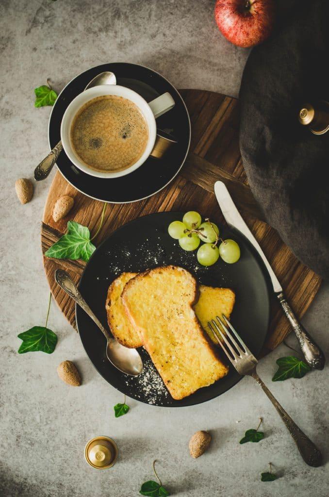 cafe rituel petit dejeuner