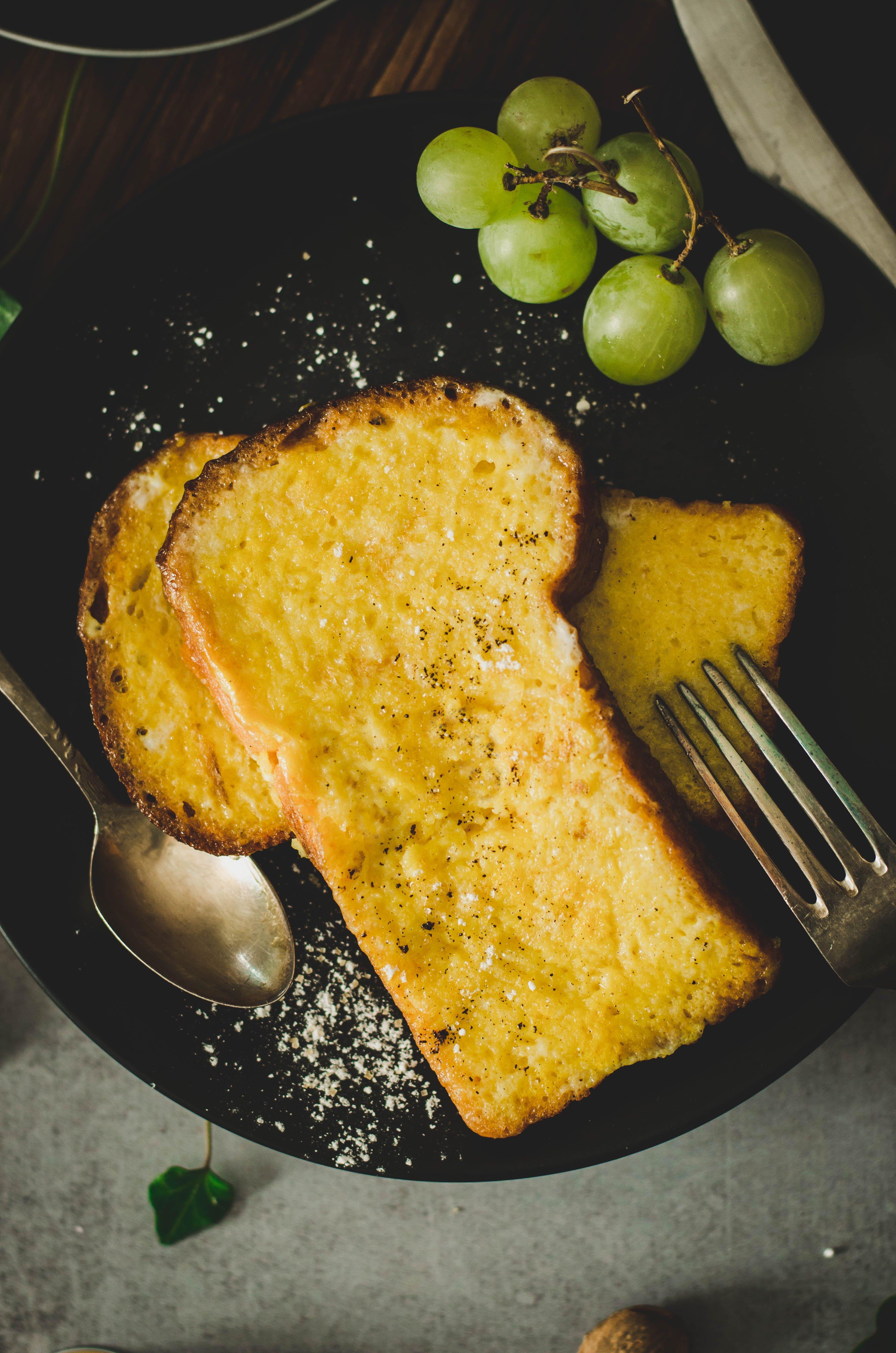 Brioche façon pain perdu