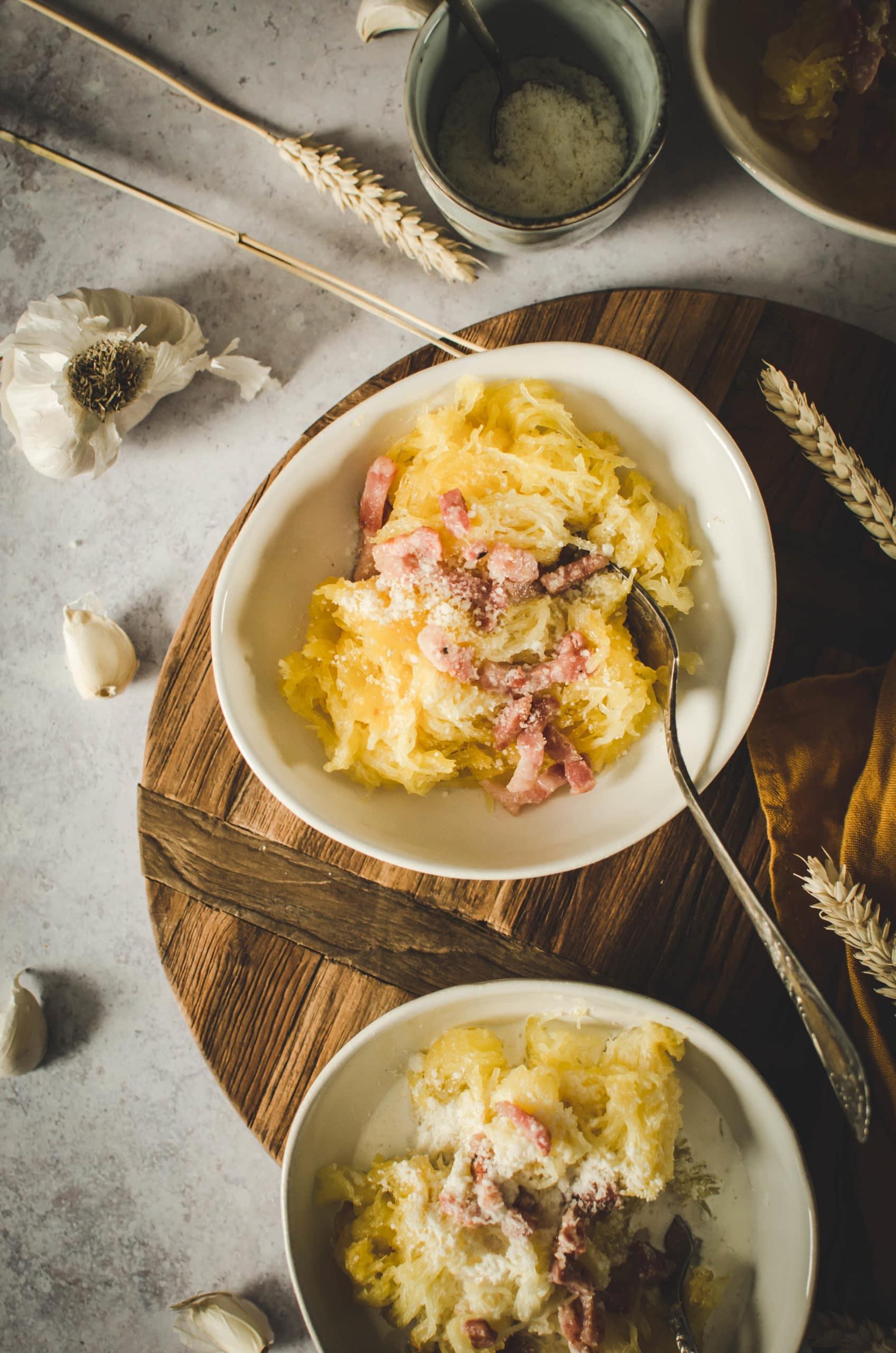 spaghetti carbo sans gluten