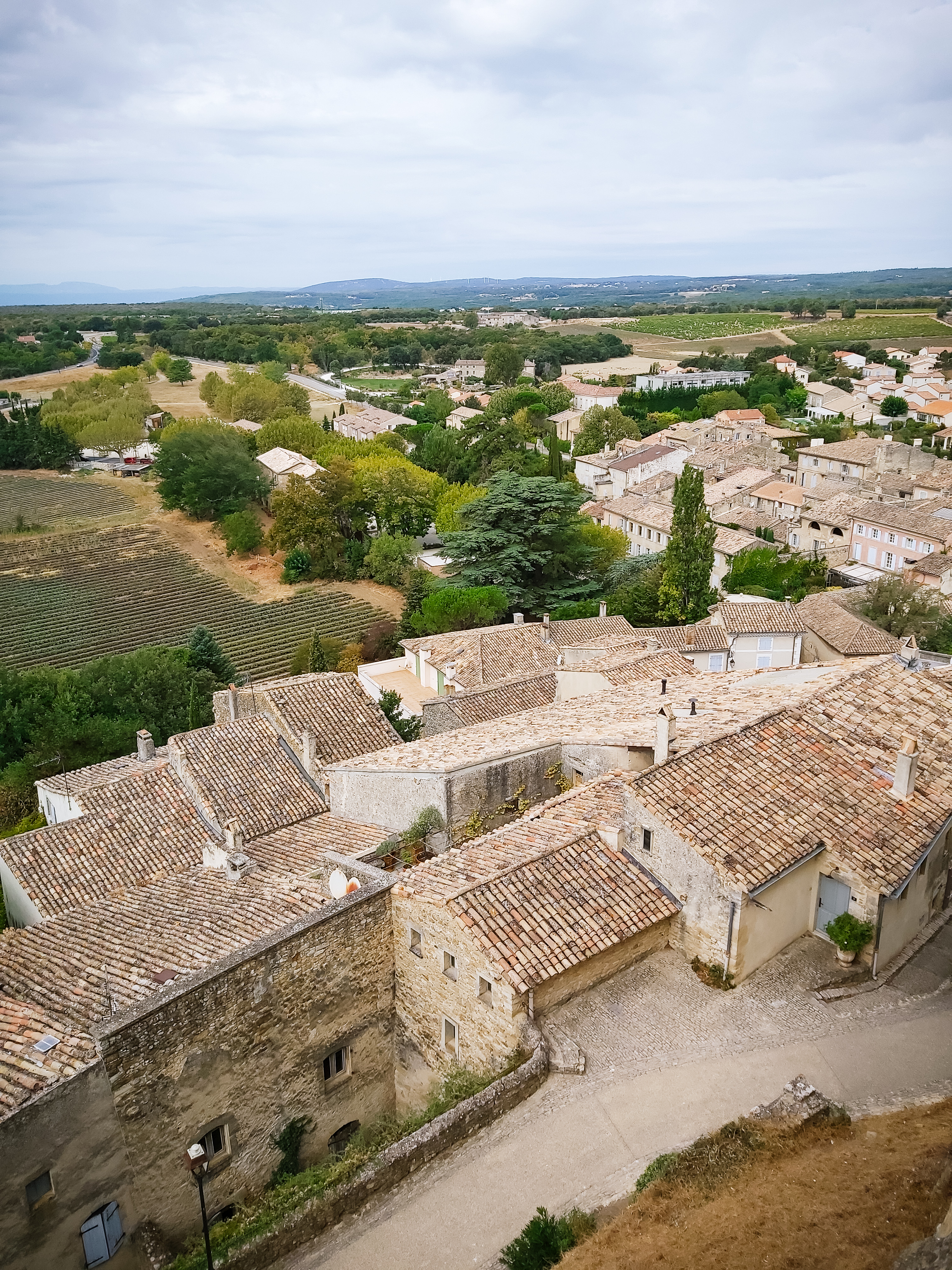 Grignan en Drôme Provençale