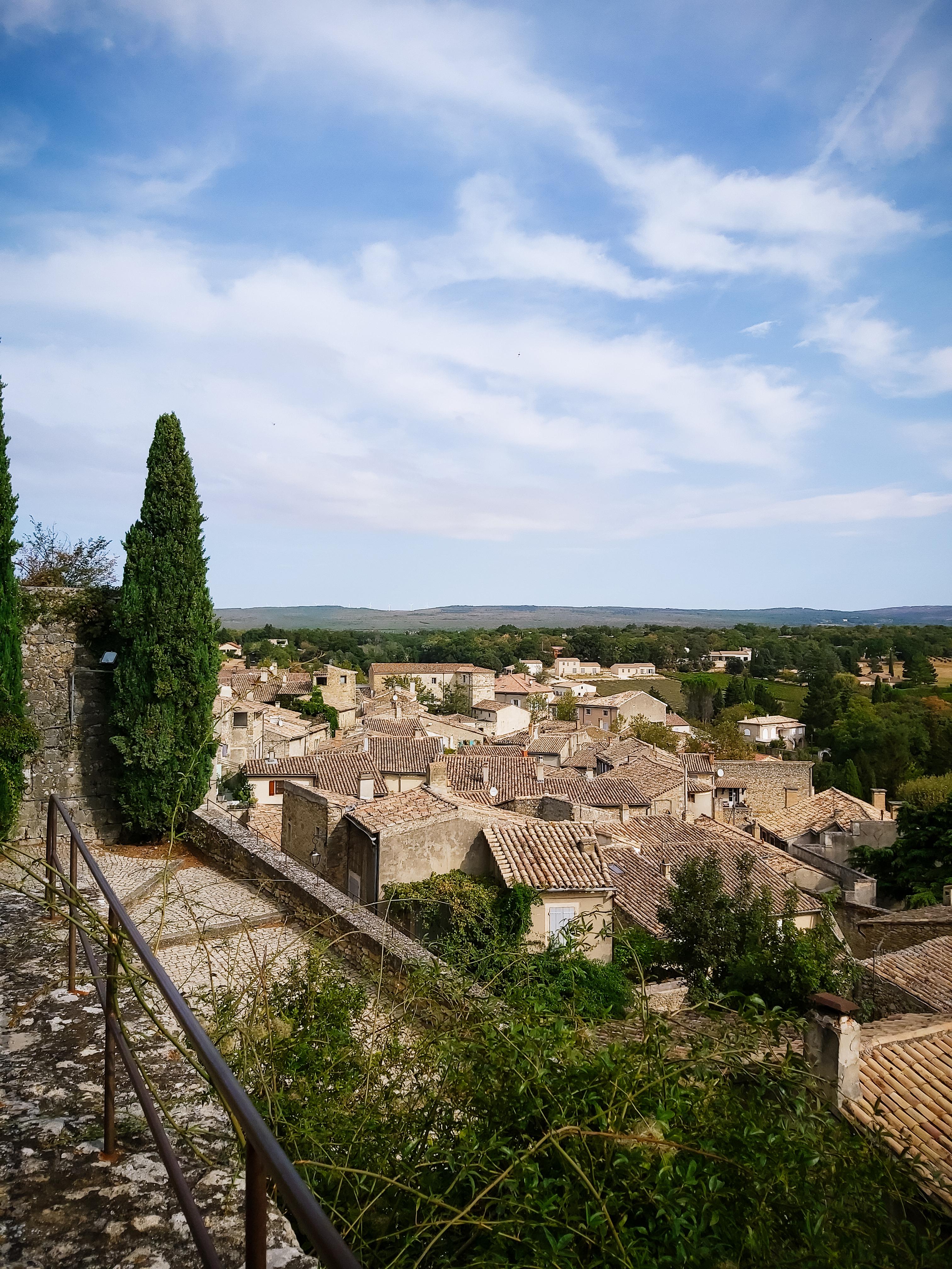 Week-end d'automne en Drôme Provençale