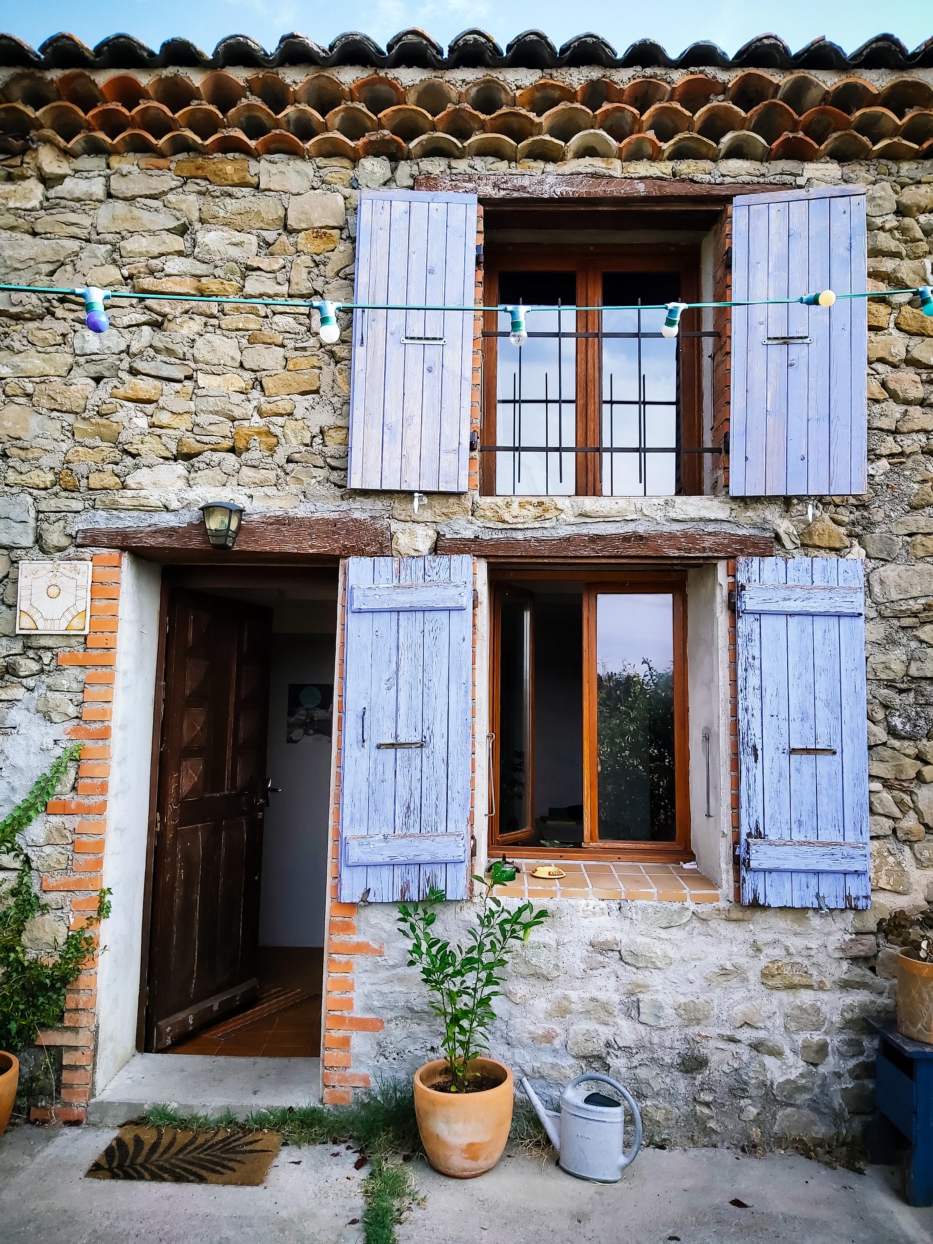 Airbnb La Bégude de Mazenc