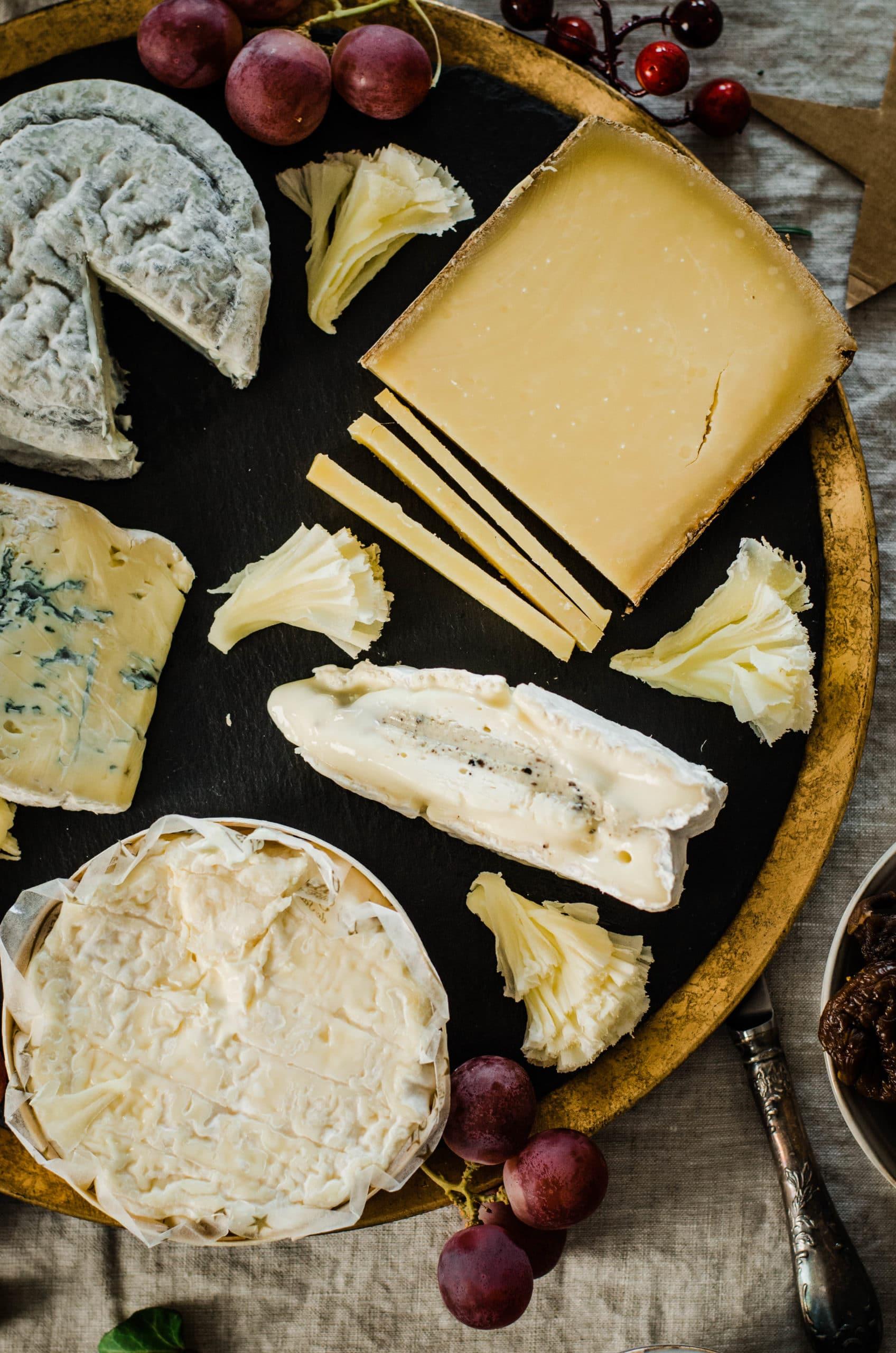 Comment fait un Plateau de fromages parfait pour Noël ?
