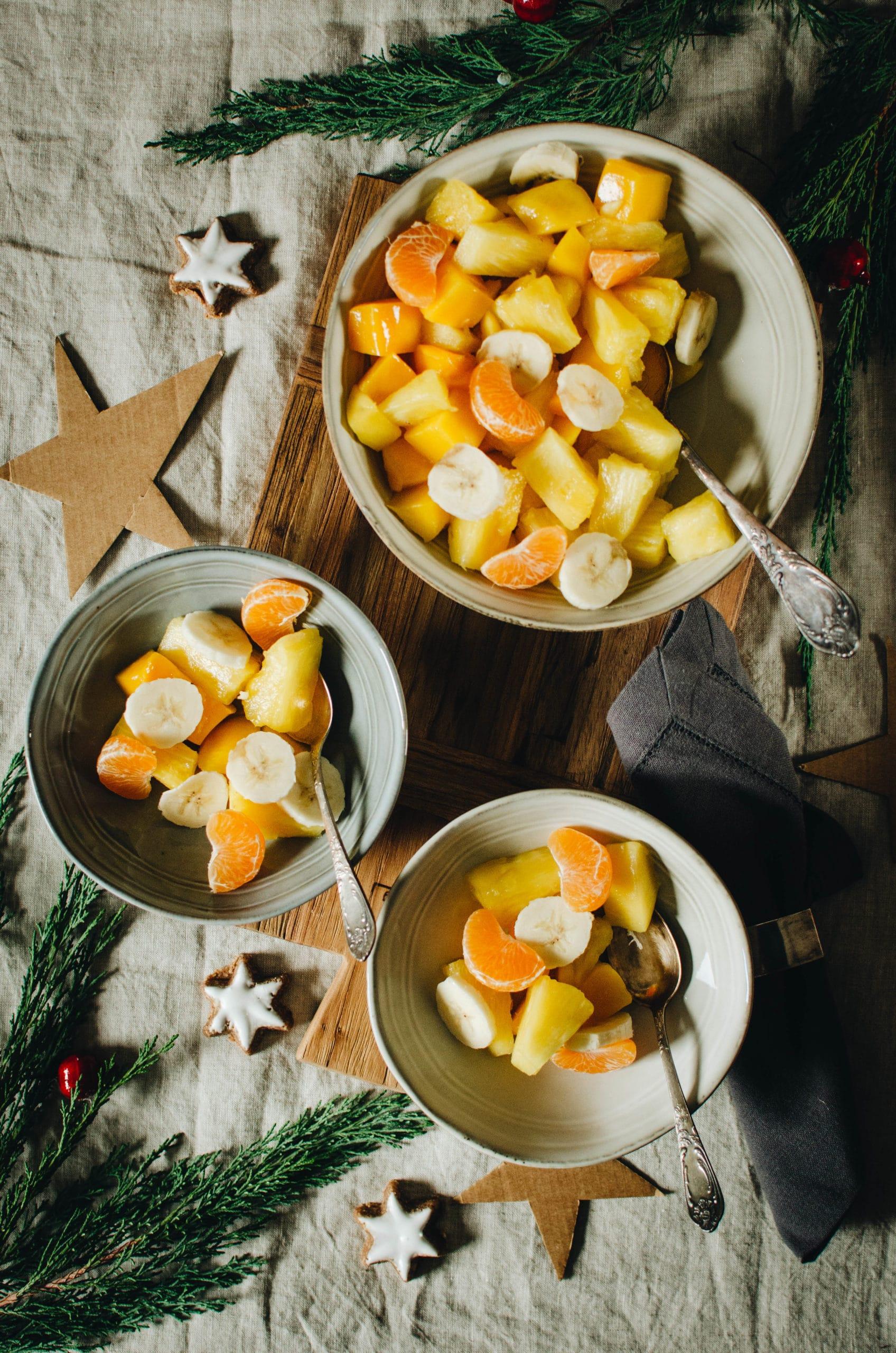 Fruits hiver