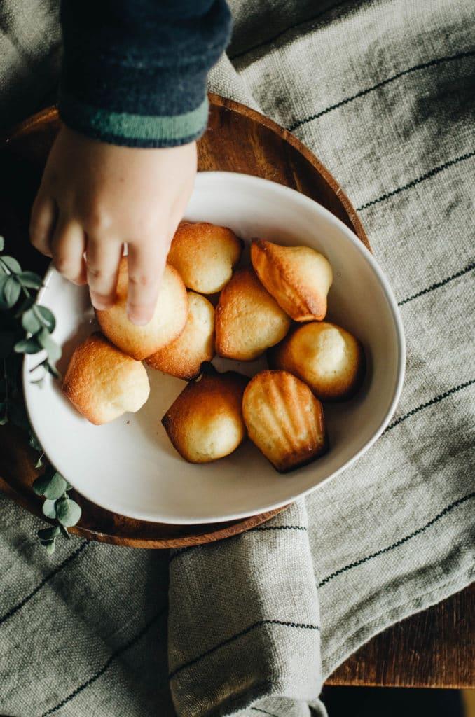 biscuits enfant