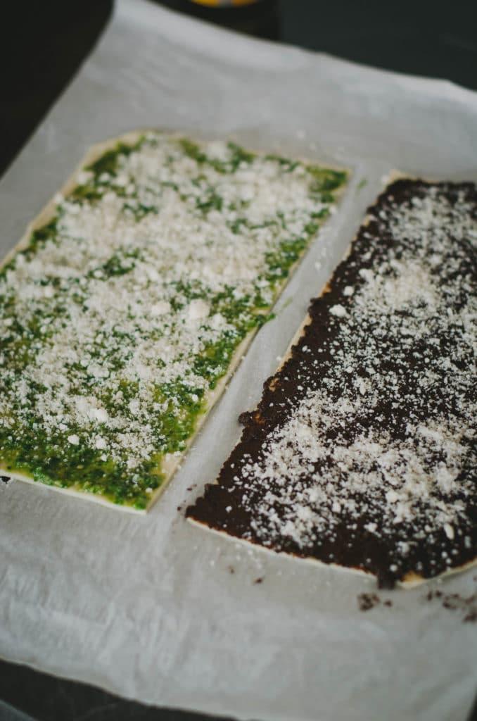 recette biscuits apero