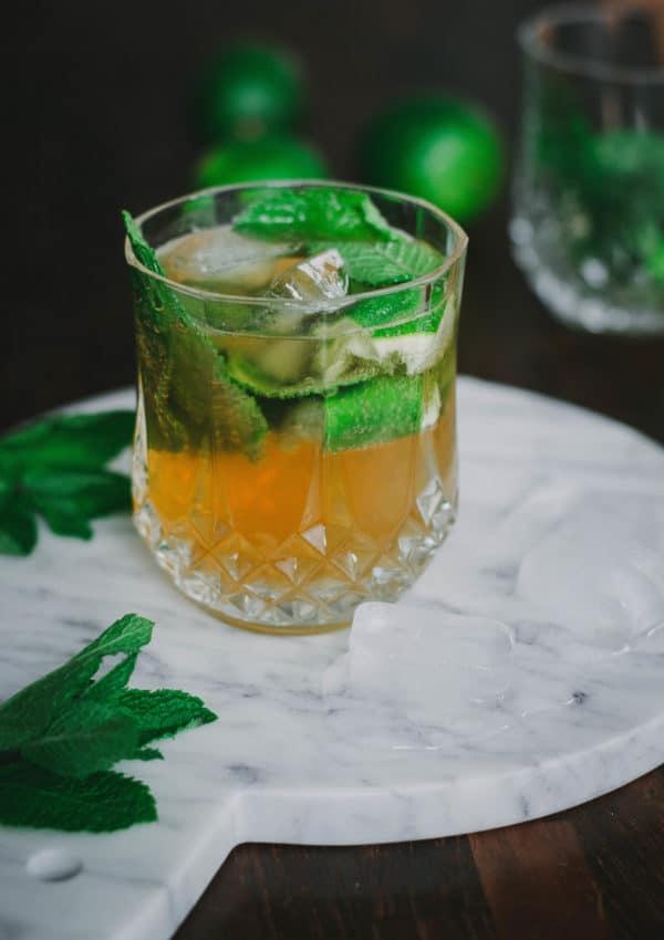 Cocktail Mojito maison