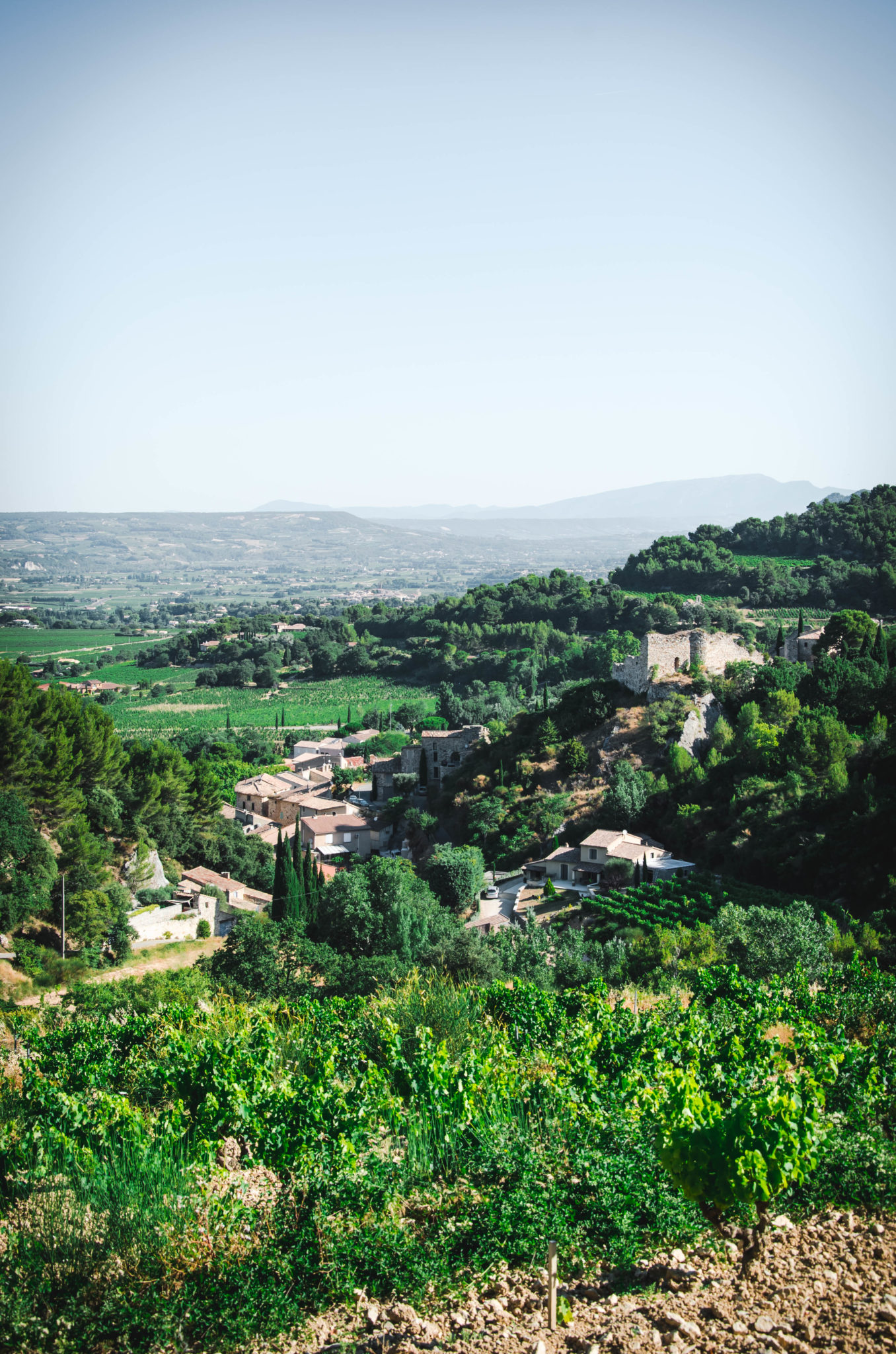 Village de Gigondas